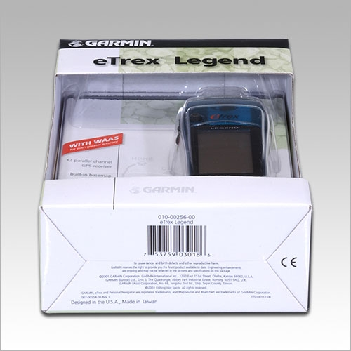 Garmin eTrex Legend Box