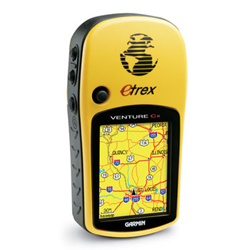 Garmin eTrex Venture Cx Left