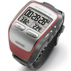 Garmin Forerunner 305 Right