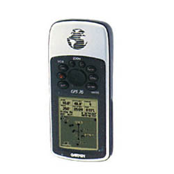 Garmin GPS 76 Right
