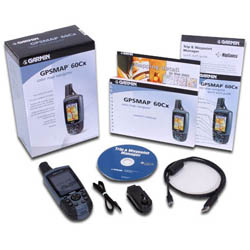 Garmin GPSMAP 60Cx Kit
