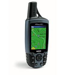 Garmin GPSMAP 60Cx Left