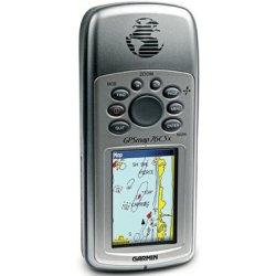 Garmin GPSMAP 76CSx Left