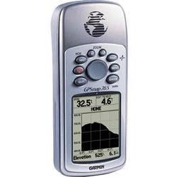 Garmin GPSMAP 76S Left