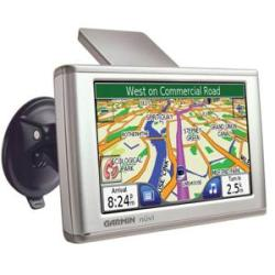 Garmin Nuvi 660 Left