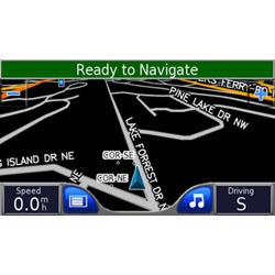 Garmin Nuvi 660 Map