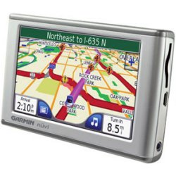 Garmin nuvi 670 Right