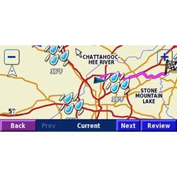 Garmin StreetPilot 7200 Map