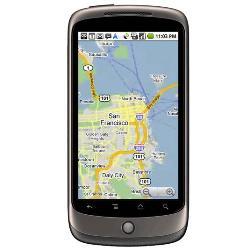Nexus One GPS
