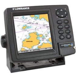 Lowrance GlobalMap 3600C iGPS Left