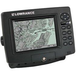 Lowrance GlobalMap 4900M Left