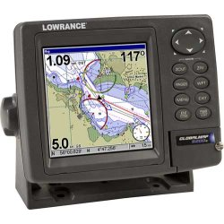 Lowrance GlobalMap 5200C Left
