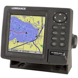 Lowrance GlobalMap 5300C iGPS Right