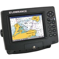 Lowrance GlobalMap 6600C HD Left