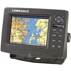 Lowrance GlobalMap 7200C Right