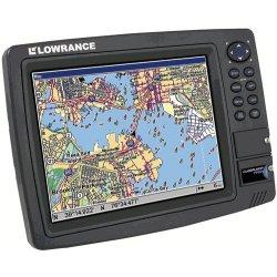 Lowrance GlobalMap 7500C Left