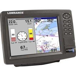 Lowrance GlobalMap 8200C
