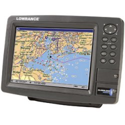 Lowrance GlobalMap 8200C Right