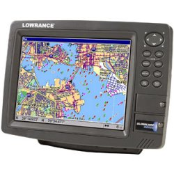 Lowrance GlobalMap 9200C Right