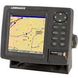 Lowrance GlobalMap Baja 540C Right
