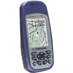 Lowrance iFINDER H2O Left