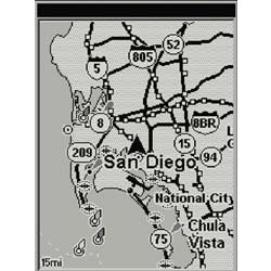 Lowrance iFINDER H2O Map