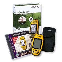 Magellan eXplorist 200 Kit
