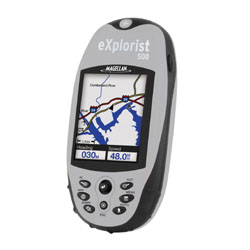 Magellan eXplorist 500 LE Right