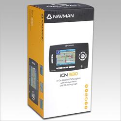 Navman iCN 330 Box
