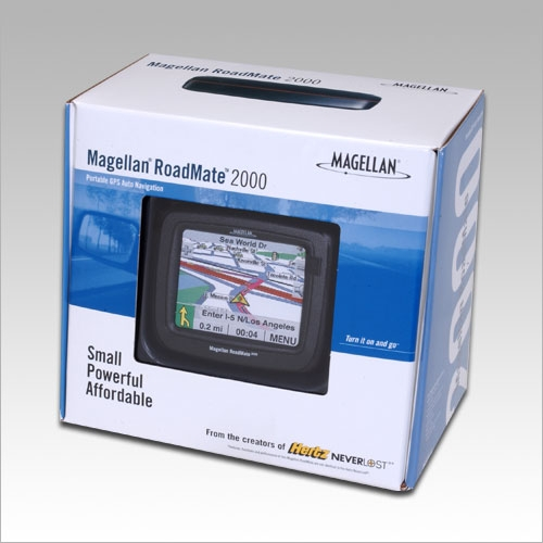Magellan RoadMate 2000 Box