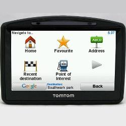 TomTom GO 940 Review with GPS map updates and manual download