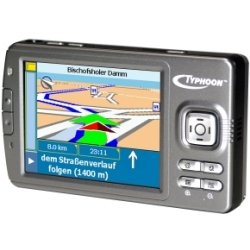 Typhoon MyGuide 7000 XL Right